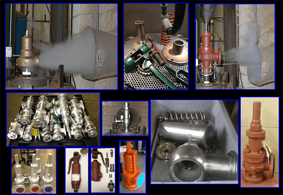 Valve Shop Repair & Field Services
